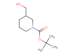 tert-butyl 3-(hydroxymethyl)piperidine-1-carboxylate 116574-71-1 1C10308 MFCD03094733