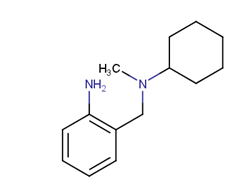 2-AMINO-N-CYCLOHEXYL-N-METHYLBENZYLAMINE 57365-08-9 1C10335 MFCD00674077