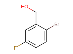 2-Bromo-5-fluorobenzyl alcohol 202865-66-5 1C10434 MFCD00142876