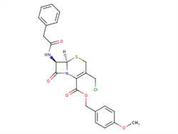 (6R,7R)-4-Methoxybenzyl 3-(chloromethyl)-8-oxo-7-(2-phenylacetamido)-5-thia-1-azabicyclo[4.2.0]oct-2-ene-2-carboxylate 104146-10-3 1C10577 MFCD00191253