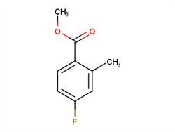 methyl 4-fluoro-2-methylbenzoate 174403-69-1 1C10905 MFCD06203790