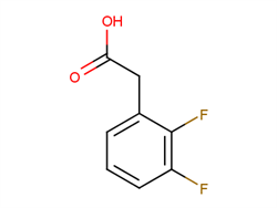2,3-Difluorophenylacetic acid 145689-41-4 1C11231 MFCD00040968
