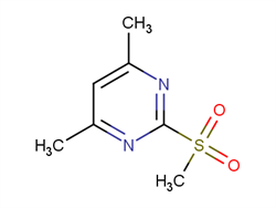 4,6-Dimethyl-2-methylsulfonylpyrimidine 35144-22-0 1C11291 MFCD03788286