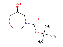 (S)-tert-butyl 6-hydroxy-1,4-oxazepane-4-carboxylate 1260589-26-1 1C57658 MFCD11976153