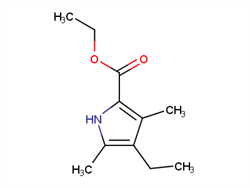 ETHYL 4-ETHYL-3,5-DIMETHYL-1H-PYRROLE-2-CARBOXYLATE 2199-47-5 1C57665 MFCD00030376