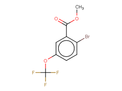 Methyl 2-bromo-5-(trifluoromethoxy)benzoate 1150114-81-0 1C57753 MFCD12025999