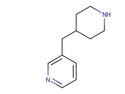 3-(piperidin-4-ylmethyl)pyridine 148148-60-1 1C57952 MFCD17171218