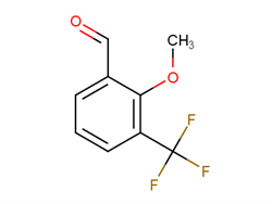2-Methoxy-3-(trifluoromethyl)benzaldehyde 1000339-54-7 1C58076 MFCD08741399