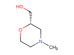 (s)-4-methyl-2-(hydroxymethyl)morpholine 1159598-33-0 1C58237 MFCD16294695
