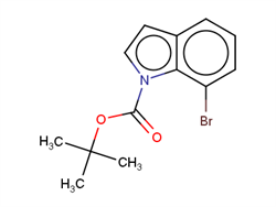 tert-Butyl 7-bromo-1H-indole-1-carboxylate 868561-17-5 1C58323 MFCD09475841