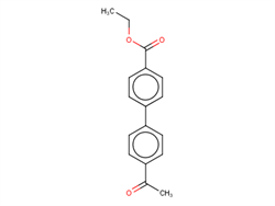 Ethyl 4-(4-acetylphenyl)benzoate 119838-61-8 1C58371 MFCD06205170