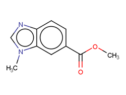 Methyl 1-methylbenzimidazole-6-carboxylate 53484-20-1 1C58406 MFCD11973677