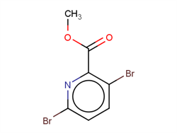 methyl 3,6-dibromopicolinate 495416-04-1 1C58418 MFCD10699713