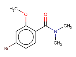 4-Bromo-2-methoxy-N,N-dimethylbenzamide 1369774-49-1 1C58421 MFCD22383680