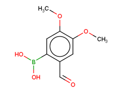 2-Formyl-4,5-dimethoxyphenylboronic acid 1005346-96-2 1C58422 MFCD16660278