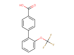 4-[2-(Trifluoromethoxy)phenyl]benzoic acid 926220-09-9 1C58720 MFCD09042195
