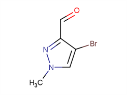 4-Bromo-1-methyl-1H-pyrazole-3-carbaldehyde 287917-96-8 1C58757 MFCD00103235
