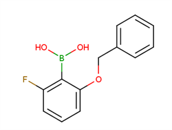 (2-(benzyloxy)-6-fluorophenyl)boronic acid 1217500-53-2 1C58778 MFCD11617256