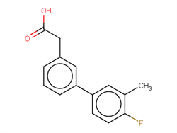 3-(4-fluoro-3-methylphenyl)phenylacetic acid 1352318-21-8 1C58913 MFCD20529507