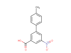 4'-Methyl-5-nitro-[1,1'-biphenyl]-3-carboxylic acid 1000587-29-0 1C58935 MFCD18318971