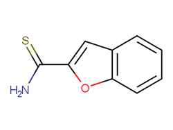 1-benzofuran-2-carbothioamide 190430-18-3 2C91796 MFCD11179436
