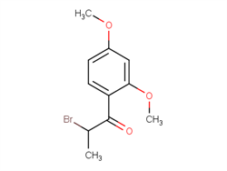 2-bromo-1-(2,4-dimethoxyphenyl)propan-1-one 117844-88-9 2C91806 MFCD11182357