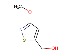 (3-methoxy-1,2-thiazol-5-yl)methanol 100241-92-7 2C91924 MFCD25954026