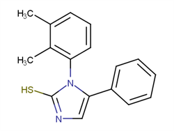 1-(2,3-dimethylphenyl)-5-phenyl-1H-imidazole-2-thiol 852388-89-7 2C92002 MFCD06655463