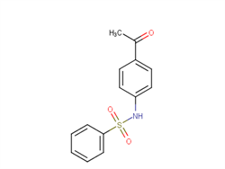 N-(4-acetylphenyl)benzenesulfonamide 76883-69-7 2C92019 MFCD00432304