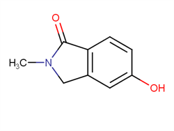 5-hydroxy-2-methyl-2,3-dihydro-1H-isoindol-1-one 109803-65-8 2C92056 MFCD12924811
