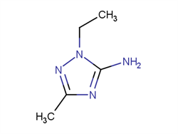 1-ethyl-3-methyl-1H-1,2,4-triazol-5-amine  2C92060 MFCD16845228