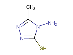 4-Amino-5-methyl-4H-1,2,4-triazole-3-thiol 20939-15-5 1C10359 MFCD00100277