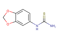 (2H-1,3-benzodioxol-5-yl)thiourea 65069-55-8 1C10372 MFCD00041216