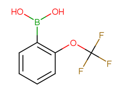 2-(TRIFLUOROMETHOXY)PHENYLBORONIC ACID 175676-65-0 1C10443 MFCD01320763