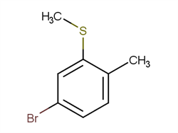 5-Bromo-2-methylthioanisole 142994-01-2 1C57709 MFCD11855946