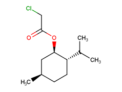Menthyl 2-chloroacetate 21758-29-2 1C57774 MFCD23135932