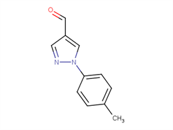 1-(4-Methylphenyl)-1H-pyrazole-4-carbaldehyde 337957-59-2 1C57805 MFCD03426978