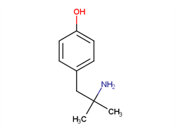 4-(2-amino-2-methylpropyl)phenol 51706-55-9 1C57850 MFCD00869778