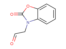 (2-oxo-1,3-benzoxazol-3(2H)-yl)acetaldehyde 13610-81-6 1C57928 MFCD09864427