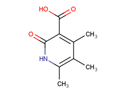 4,5,6-trimethyl-2-oxo-1,2-dihydro-3-pyridinecarboxylic acid 98996-38-4 1C57937 MFCD06208453