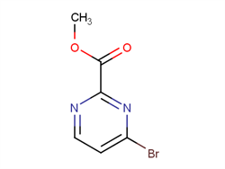methyl 4-bromopyrimidine-2-carboxylate 1206250-40-9 2C39965 MFCD14582099