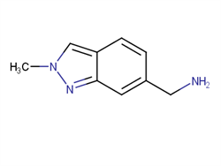(2-methyl-2H-indazol-6-yl)methanamine 1159511-20-2 2C40017 MFCD11869760