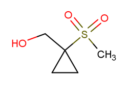 (1-methanesulfonylcyclopropyl)methanol 1427028-11-2 2C91274 MFCD23699288