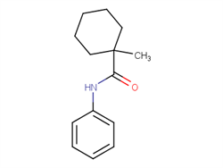 1-methyl-N-phenylcyclohexane-1-carboxamide 50993-21-0 2C91291 MFCD24555226